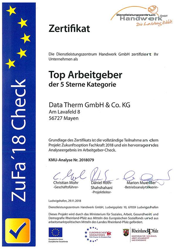 Zertifikat_DLZ_Hanwerk_5_Sterne
